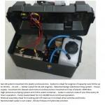 Gen 20 Hydrogen generator system in plastic box