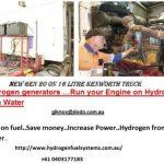 Gen 20 Hydrogen generator system out of box