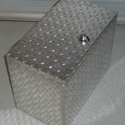 gen 10 checkerplate box