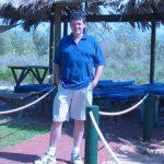 Gavan 50 Teaching in Broome 2004