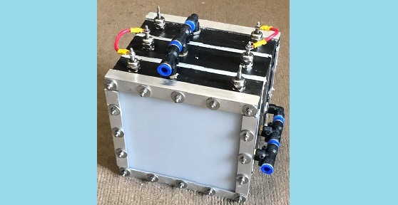 Gen 15 Triple cell system holds 6 cells in a tight reinforced unit using MIG welded plates High pressure jetting ,  Fluid Mechanics and metal cable glands to increase efficiency