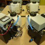 Gen 20 Hydrogen systems with 1500 watt power supplies