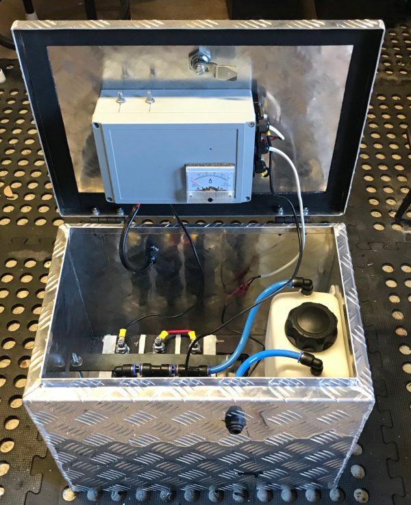 Gen 10 Hydrogen fuel systems
