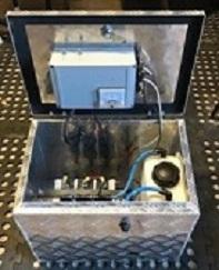 Gen 10 hydrogen system in aluminum box