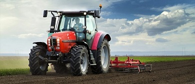 tractor with Gen 20 Hydrogen systems