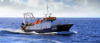 Trawler with twin Gen 15 systems